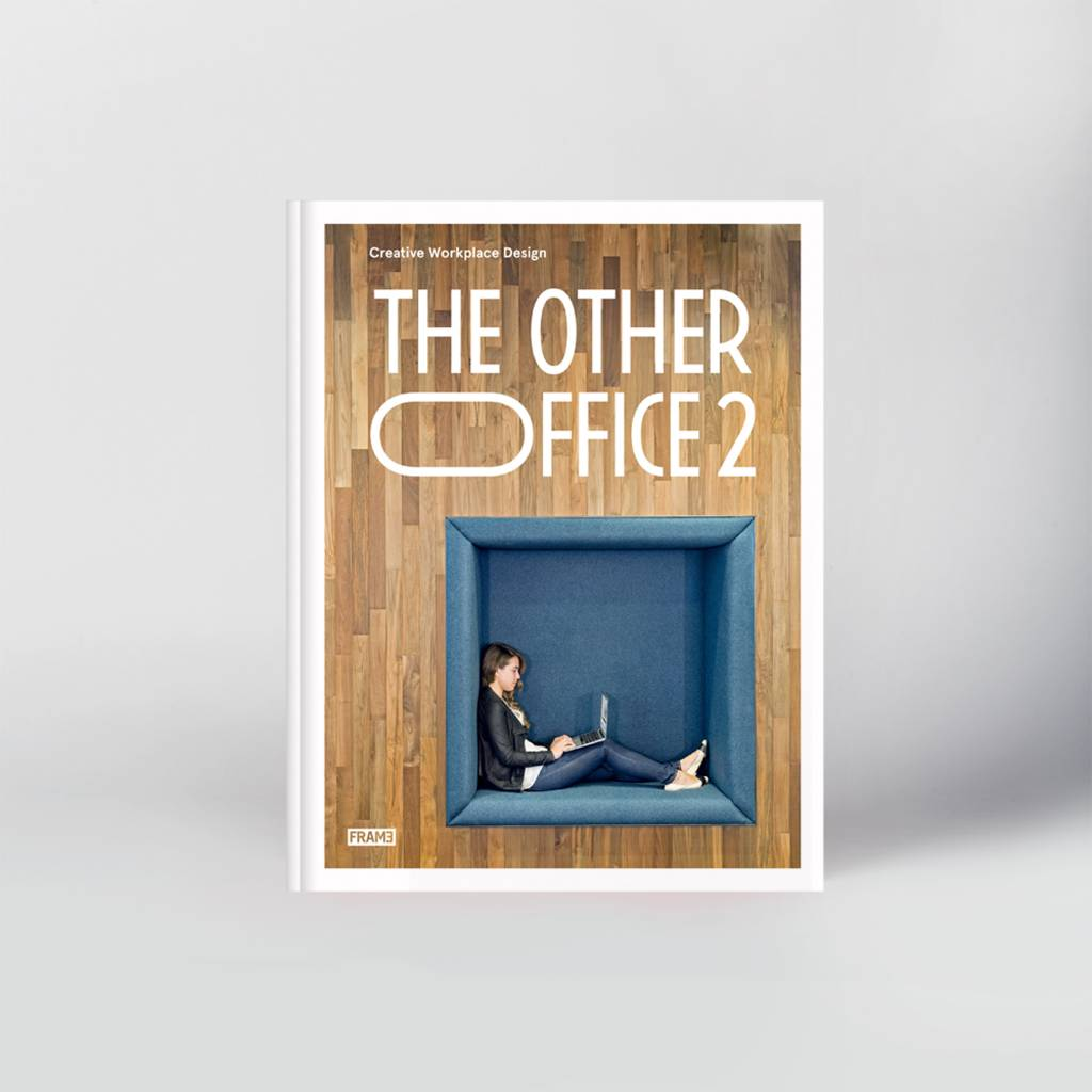 Amazing FRAME Book U0027The Other Office 2 U2013 Creative Workspace Designu0027 Show Cased  Praxis Du0027Studio Design